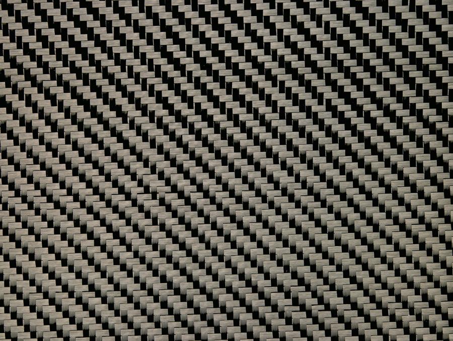 Carbongewebe Köper 200 G/m²