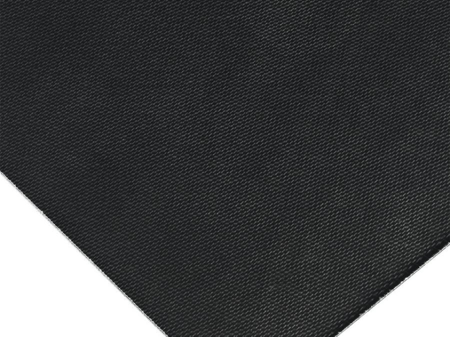 BKF CS-Platte Glas HF Schwarz