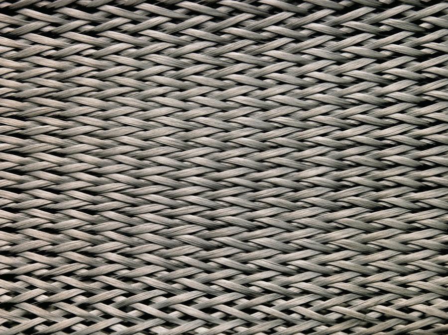 Carbon Flechtschlauch 50/250 Mm