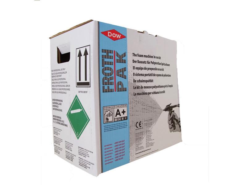 FROTH-PAK 180 Kit QR