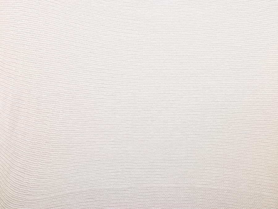 Perlon-Trikotschlauch, Weiß – 1 Kg
