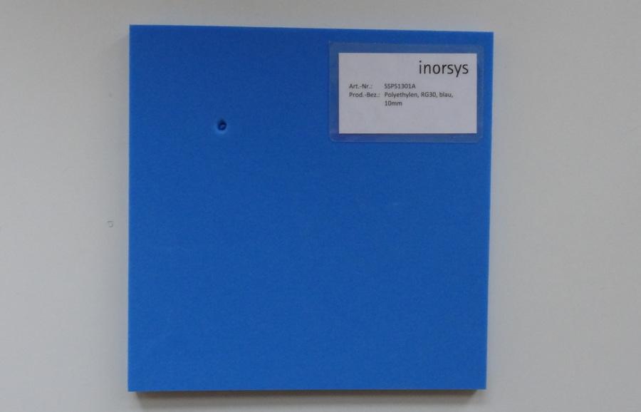 Polyethylen, RG30, Blau