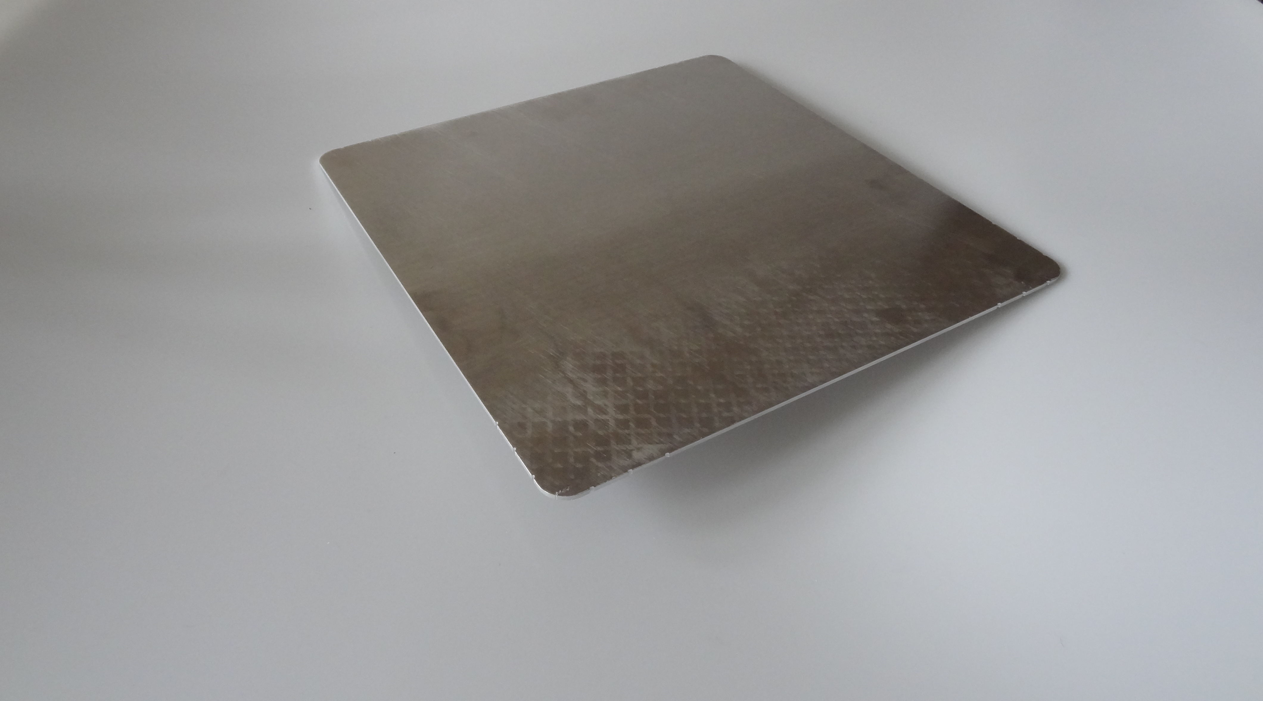 Sitzkissenrohling – Platte